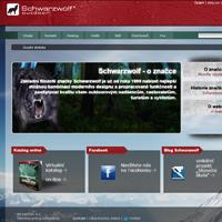 Nový web Schwarzwolf!