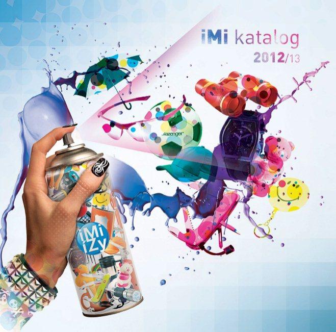 Nový iMi katalog
