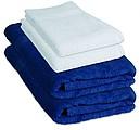 modrá bílá
