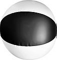 bílá černá