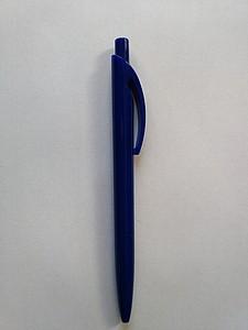 HAUSER QUICK Plastové KP s modrým klipem, modrá n., modré