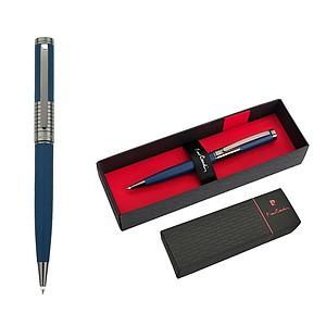 PIERRE CARDIN EVOLUTION kuličkové pero modré papírová taška s potiskem