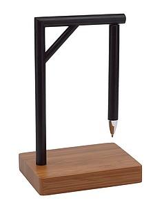 KP se stojanem tvaru šibenice, černá náplň