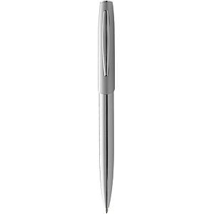 Kovové kuličkové pero, stříbrná