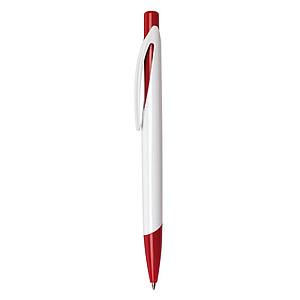KAIN Bílo červené plastové KP s modrou náplní