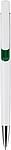 JONAS Plastové KP, modrá n., bílé tělo, zelený detail