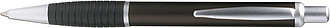 kovové kuličkové pero, černá