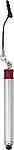 STYLKY Malý stylus s perem, červená