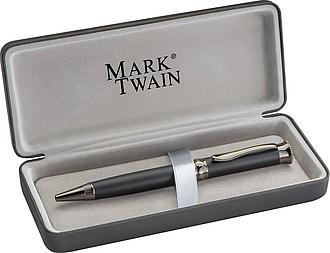 KP s modrou n., značka MARK TWAIN, v dárkové krabičce