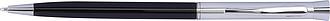 Tenké kovové KP s otočným mechanismem a modrou náplní