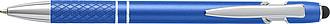 Hliníkové KP se stylusem, modrá n. světle modré