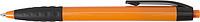 ELADA Plastové KP s černým klipem a gumovým úchopem,modrá n., oranžové