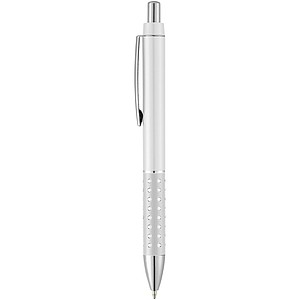 Kuličkové pero, bílá