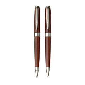 MAY Dřevěné kul.pero, mikrotužka v krabičce