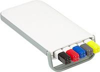 Sada plastového zvýrazňovače a mikrotužky a tří různě barevných KP