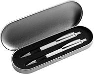 AUGUSTUS souprava,kuličkové pero, mikrotužka, krabička