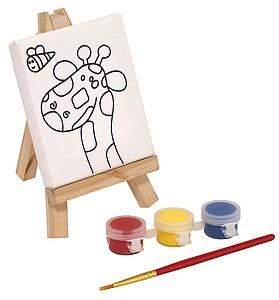 Dětská malířská sada