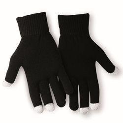 TACTO Hmatové rukavice pro chytrý telefon, černá