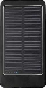 Hliníková solární nabíječka