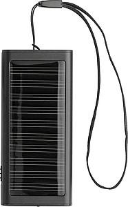 Malá solární nabíječka s poutkem na zápěstí