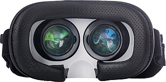 Plastové brýle na virtuální realitu