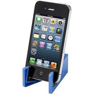Plastový stojánek na mobil, královská modrá