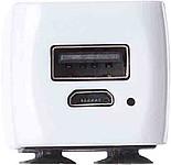 Powerbanka s kapacitou 2200mAh, bílá