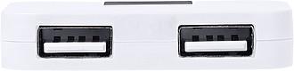 OREK USB 2.0 rozbočovač, bílá