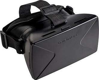 GRIMASA Plastové brýle na virtuální realitu s magnetickým ovládáním