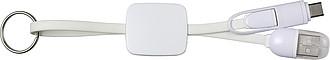Nabíjecí kabel USB-C s kroužkem