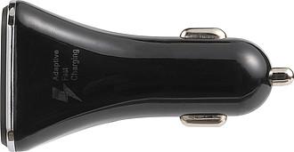 ALMELO Adaptér do autozásuvky se 2 USB porty