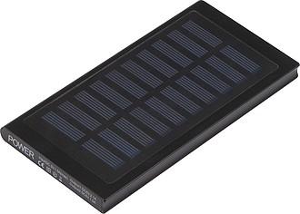 Solární powerbanka s kapacitou 8000mAh