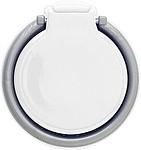 Kroužek k držení mobilu, bílý