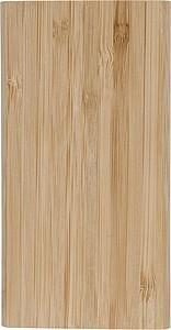 TAORMINA Powerbanka 6000mAh s bambusovým povrchem