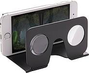 Skládací brýle pro virtuální realitu, černé