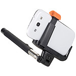 Stretch Bluetooth® Selfie tyč, černá