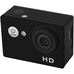 Sportovní kamera, černá