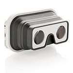 VIRTUALITY Skládací silikonové VR brýle, bílá