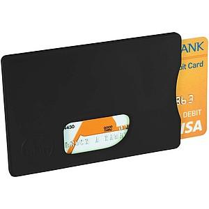 Ochrana pro RFID karty, černá