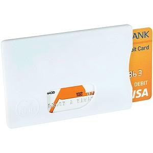 Ochrana pro RFID karty, bílá