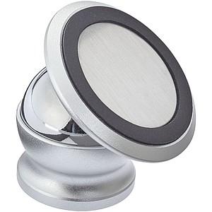Otočný magnetický držák, stříbrná