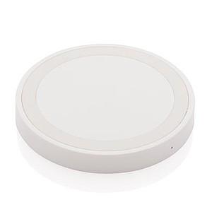 5W bezkontaktní nabíječka, bílá