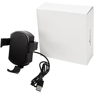 Odpojitelný držák bezdrátového telefonu, černá