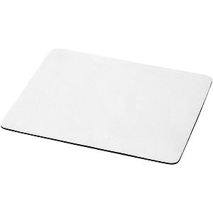 Pěnová podložka pod myš 23x19 cm, bílá