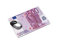 Podložka pod myš s motivem 500€ bankovky