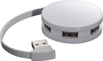 Kulatý USB hub