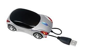 TRACER Počítačová myš ve tvaru autíčka