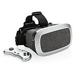 VR brýle Vogue, šedá