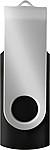 KARKULA USB flash disk kapacita 16GB, stříbrno černá