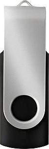 KARKULA USB flash disk kapacita 32GB, stříbrno černá